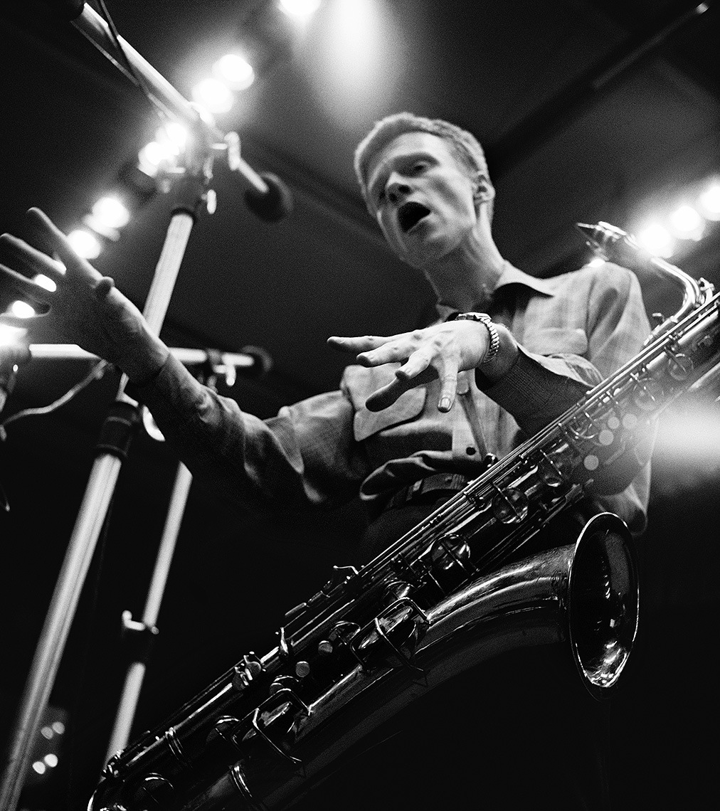 Gerry Mulligan_directs